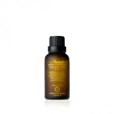 Neroli Revitalising 100% Botanical Facial Oil 30ml