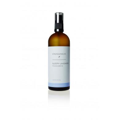 Sleepy Lavender Massage & Body Oil 200ml